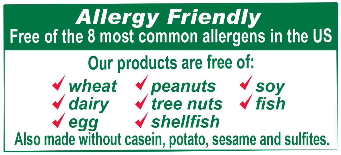 allergy-friendly