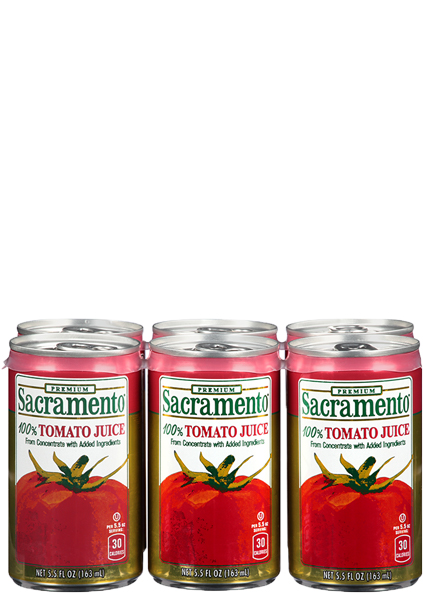 Image of Sacramento Tomato Juice 5.5 oz