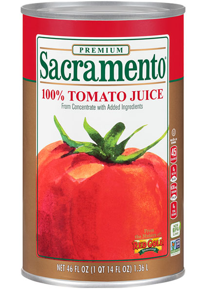 Image of Sacramento Tomato Juice 46 oz