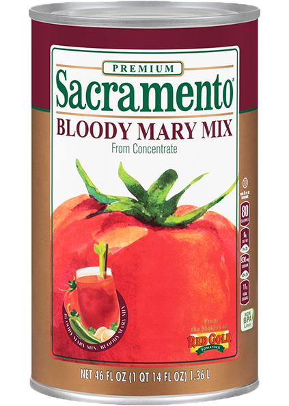 Image of Sacramento Bloody Mary Mix 46 oz
