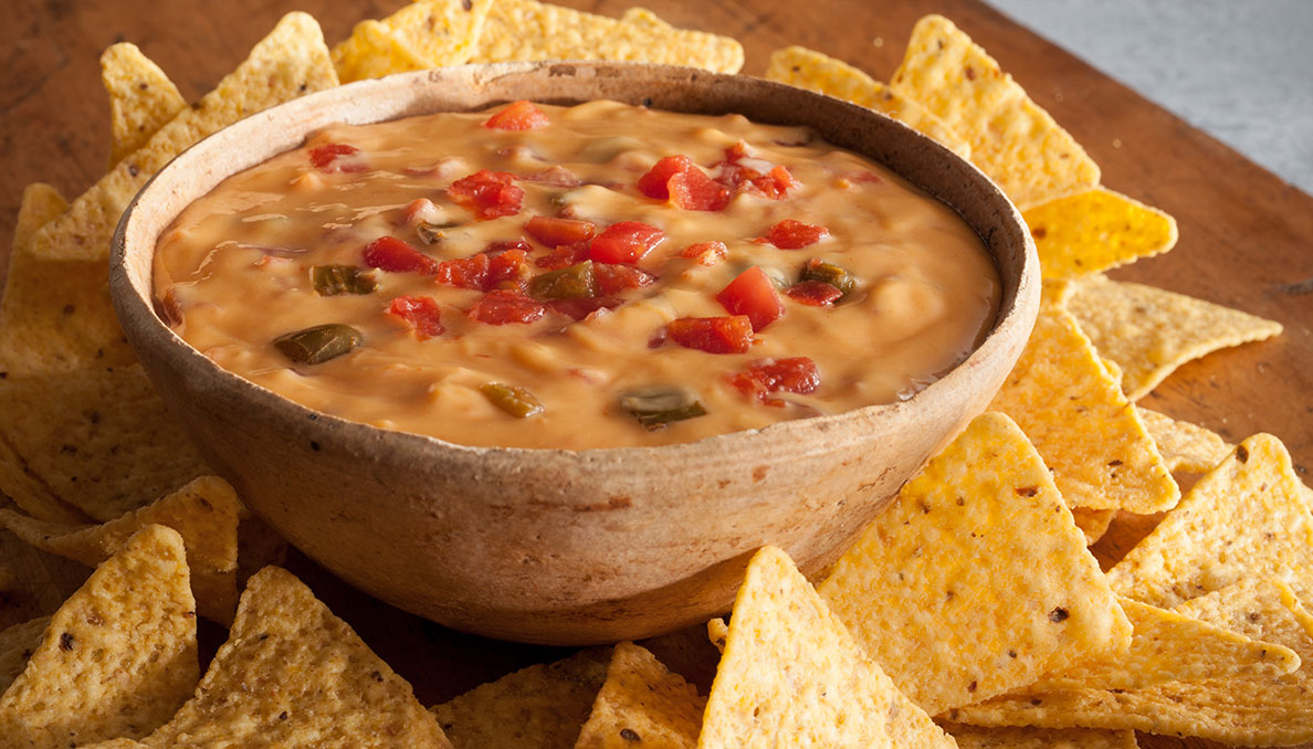 worlds best queso dip