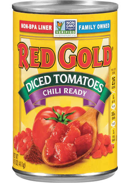 Image of Diced Chili Ready Tomatoes 14.5 oz