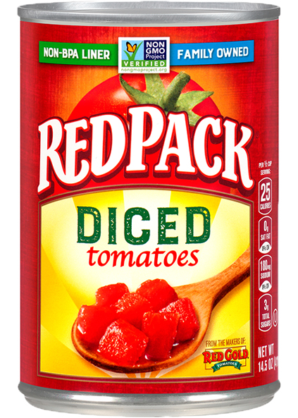 Image of Diced Tomatoes 14.5 oz